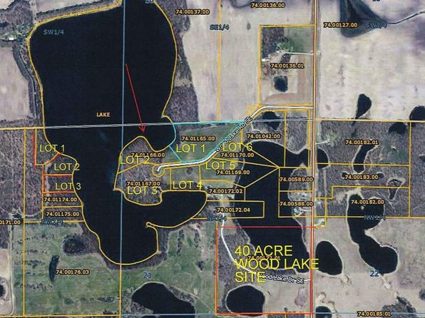 null bed null bath Vacant Land at  Lots 1-6 Maple Pointe Ests Erskine, MN, 56535 is for sale at 63k - google static map