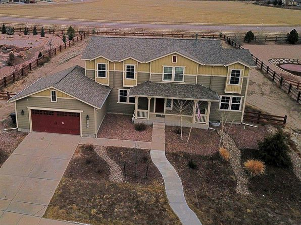 6 bed 3 bath Single Family at 11090 Spotswood Ter Peyton, CO, 80831 is for sale at 425k - 1 of 35