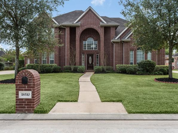 5 bed 4 bath Single Family at 18510 Glenn Haven Estates Dr Spring, TX, 77379 is for sale at 470k - 1 of 27