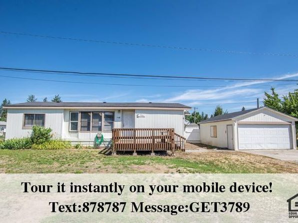 3 bed 2 bath Mobile / Manufactured at 807 E LADD ST MEDICAL LAKE, WA, 99022 is for sale at 90k - 1 of 16