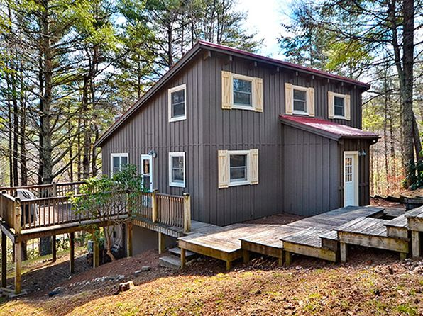 3 bed 2 bath Single Family at 93 Chipmunk Trl Glenville, NC, 28736 is for sale at 160k - google static map