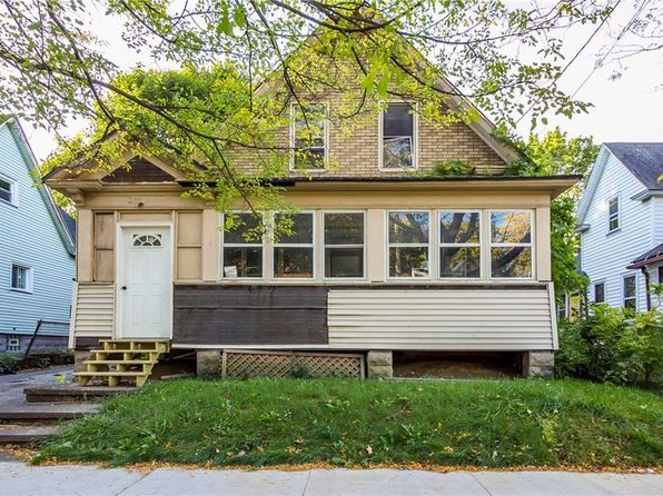 4 bed 1 bath Single Family at 277 Wilkins St Rochester, NY, 14621 is for sale at 13k - 1 of 3