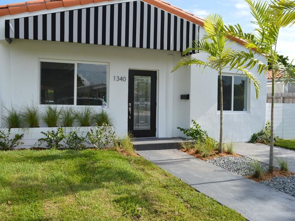 3 bed 2 bath Single Family at 1340 71st St Miami, FL, 33141 is for sale at 555k - 1 of 41