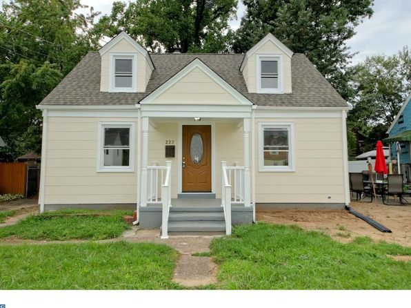 4 bed 1 bath Single Family at 223 Atlantic Ave Hamilton, NJ, 08609 is for sale at 150k - 1 of 23