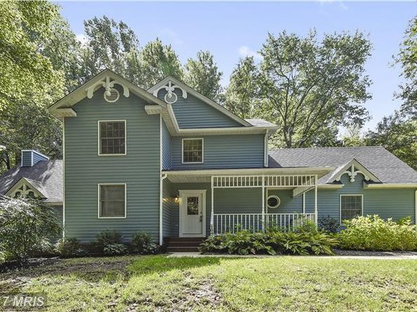 4 bed 4 bath Single Family at 1041 Ashe St Davidsonville, MD, 21035 is for sale at 600k - 1 of 30
