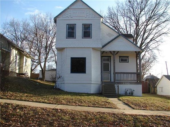 3 bed 2 bath Single Family at 3310 Monterey St Saint Joseph, MO, 64507 is for sale at 50k - google static map