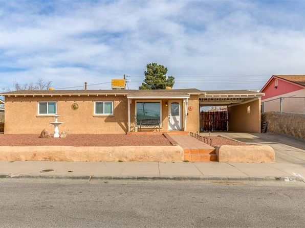 3 bed 2 bath Single Family at 1134 BELEN RD EL PASO, TX, 79915 is for sale at 125k - 1 of 24