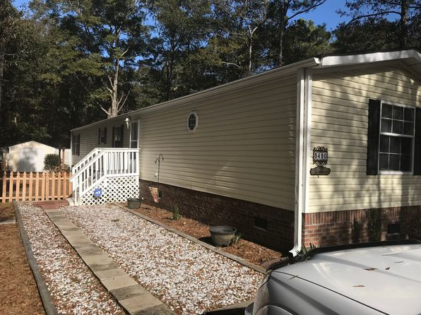 3 bed 2 bath Mobile / Manufactured at 3490 Dolphin Dr SE Bolivia, NC, 28422 is for sale at 99k - 1 of 26