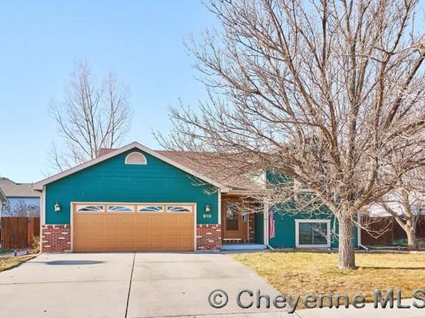 4 bed 3 bath Single Family at 810 Colonial Dr Cheyenne, WY, 82001 is for sale at 282k - 1 of 21
