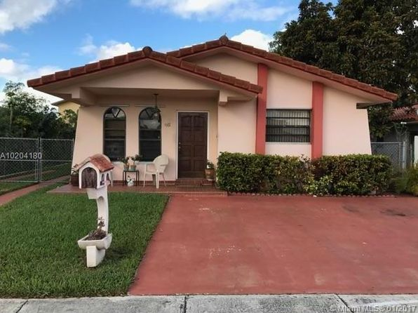 4 bed 2 bath Single Family at 967 W 39th Pl Hialeah, FL, 33012 is for sale at 300k - 1 of 8