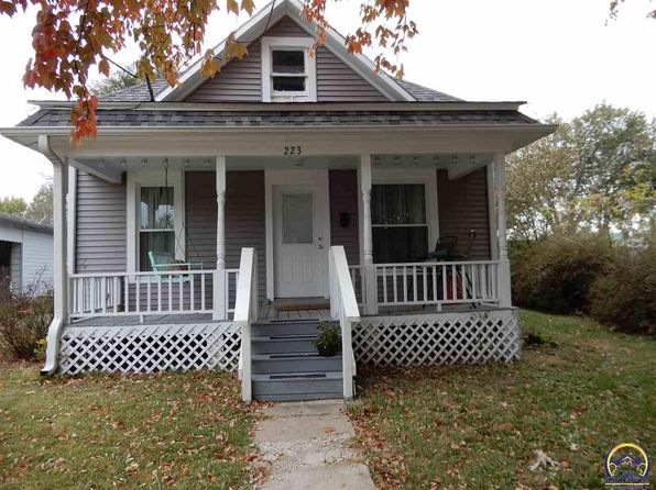 3 bed 1 bath Single Family at 223 Topeka Ave Holton, KS, 66436 is for sale at 80k - 1 of 12