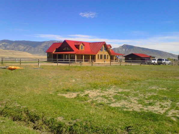 5 bed 4 bath Single Family at 41 CARTER MOUNTAIN RD CODY, WY, 82414 is for sale at 899k - 1 of 28