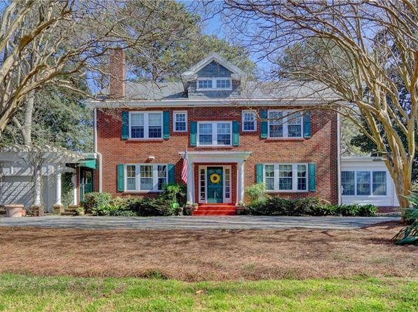 Norfolk Va Waterfront Homes For Sale 185 Homes Zillow