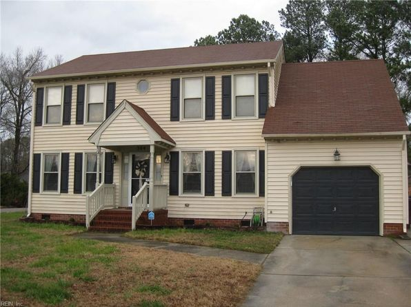 Houses For Rent In Great Bridge Chesapeake 19 Homes Zillow