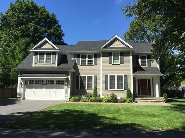Large fireplaced needham real estate needham ma homes for 24 jackson terrace newton ma