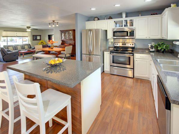 White Kitchen Cabinets - Phoenix Real Estate - Phoenix AZ Homes ...