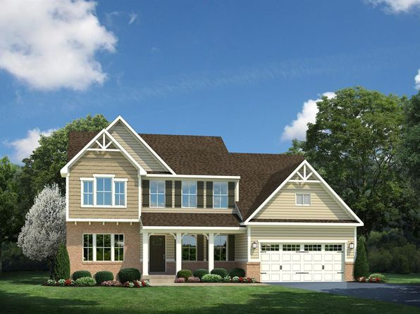 Ellicott city new homes ellicott city md new for New construction ranch style homes in illinois