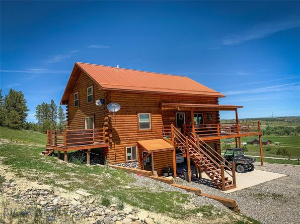 Log Homes - MT Real Estate - Montana Homes For Sale | Zillow