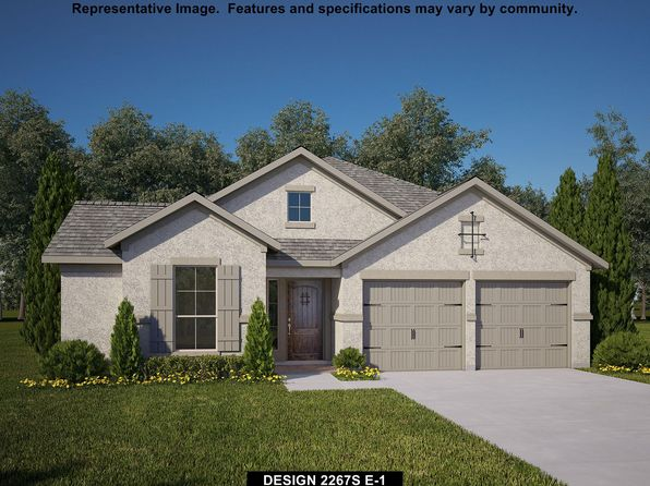 Sunday Creek at Kinder Ranch by Sitterle Homes in San Antonio TX | Zillow