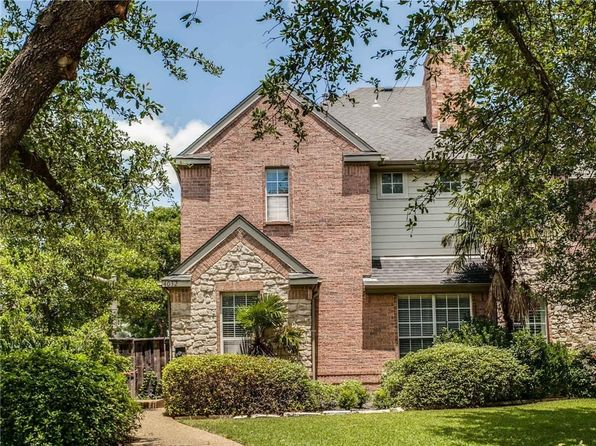 Recently Sold Homes In University Park TX