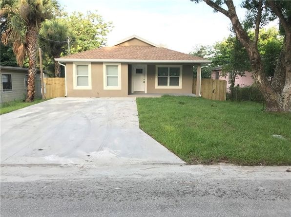 Concrete Block House - Tampa Real Estate - Tampa FL Homes