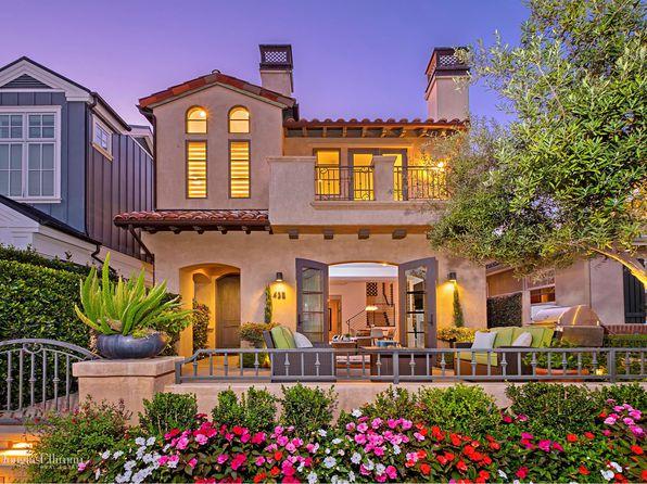 Sunset View Newport Beach Real Estate Ca