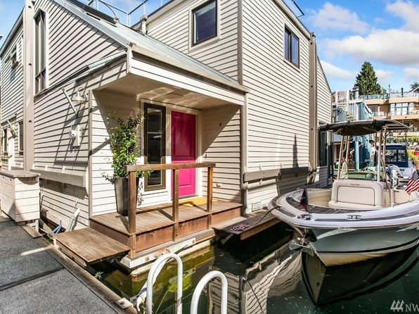 Boat Slip - Seattle Real Estate - Seattle WA Homes For Sale