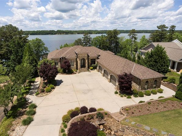 Lake Hartwell Waterfront - Anderson Real Estate - Anderson