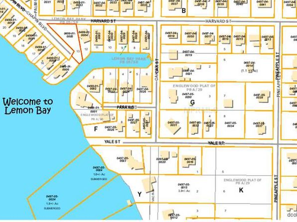 Canal Waterfront - Englewood Real Estate - 39 Homes For ...