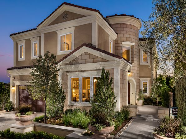 Porter ranch model homes