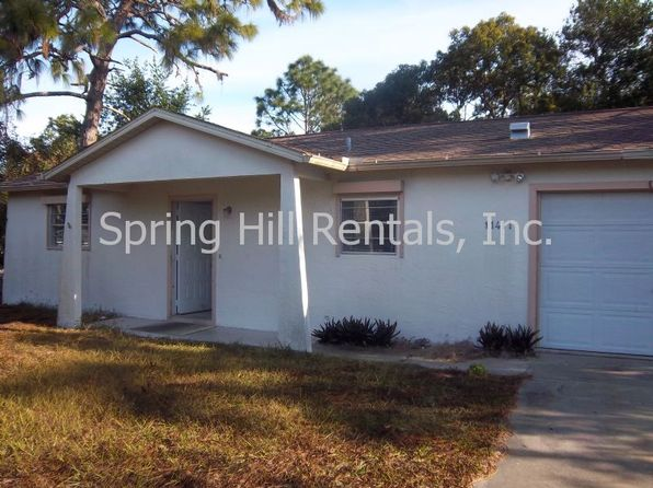 Houses For Rent In Spring Hill Fl 97 Homes Zillow
