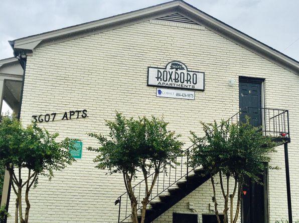 Apartments For Rent In Ridgedale Park Atlanta