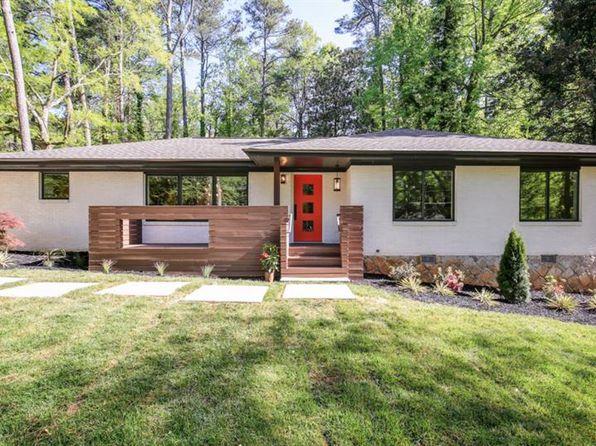 Mid-century Modern - Georgia Single Family Homes For Sale - 40 ...