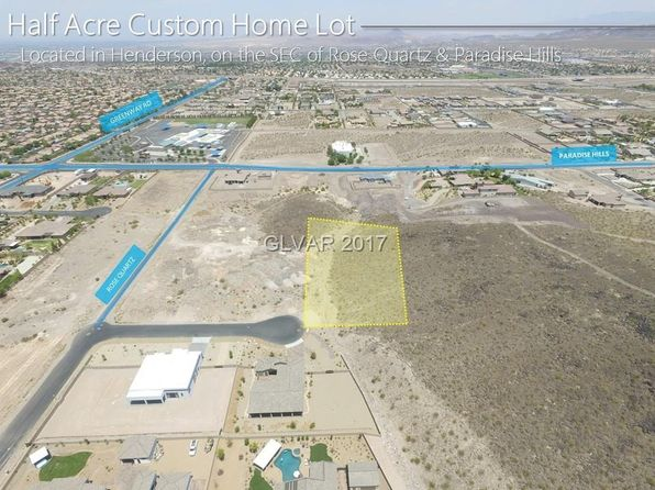 Henderson NV Land Lots For Sale 158 Listings Zillow