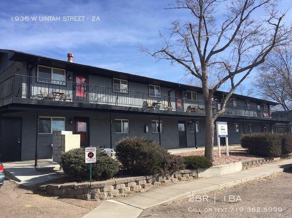 Low Rent Apartments Colorado Springs