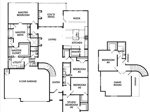 Tulsa Home Builders Floor Plans Hum Home Review