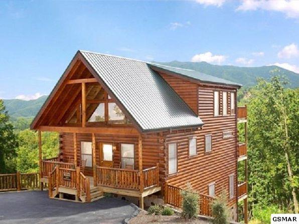Private Cabin  Gatlinburg Real Estate  Gatlinburg TN Homes For Sale  Zillow