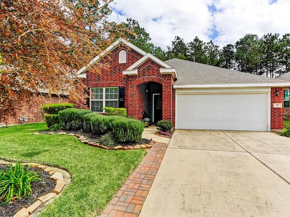 Creekside Park The Woodlands Single Family Homes For Sale