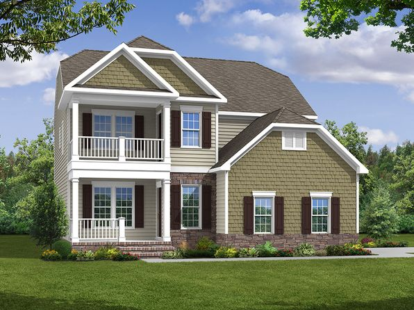 Chesterfield VA New Homes & Home Builders For Sale