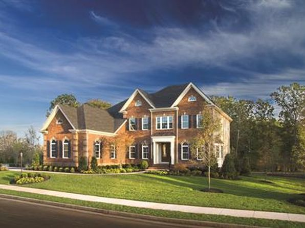 Model homes in clarksville maryland
