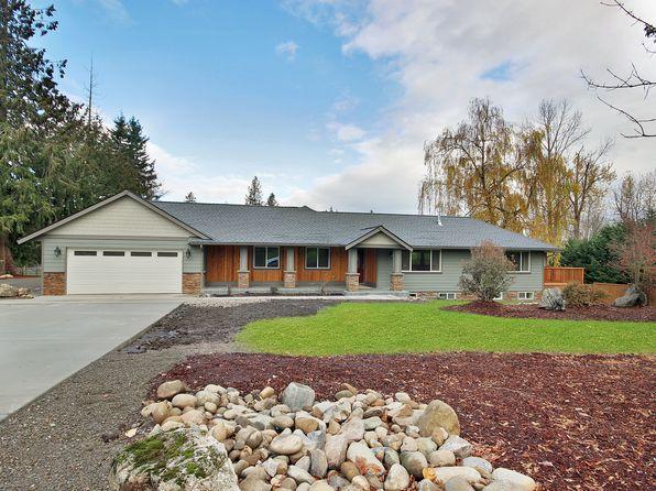 Large Rambler Edgewood Real Estate Edgewood Wa Homes
