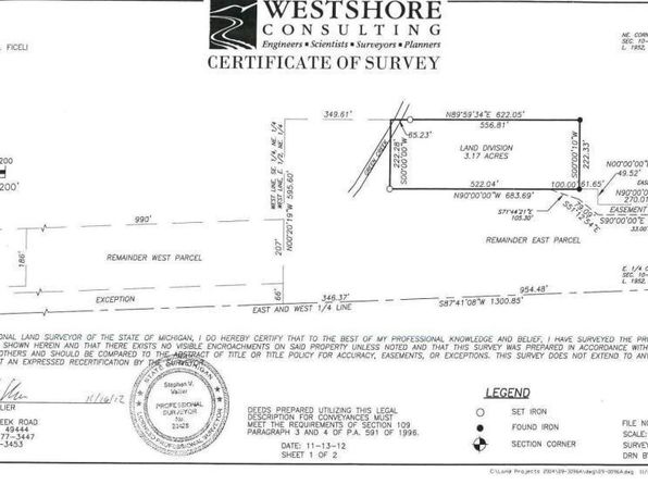 Michigan Land & Lots For Sale - 27,613 Listings   Zillow
