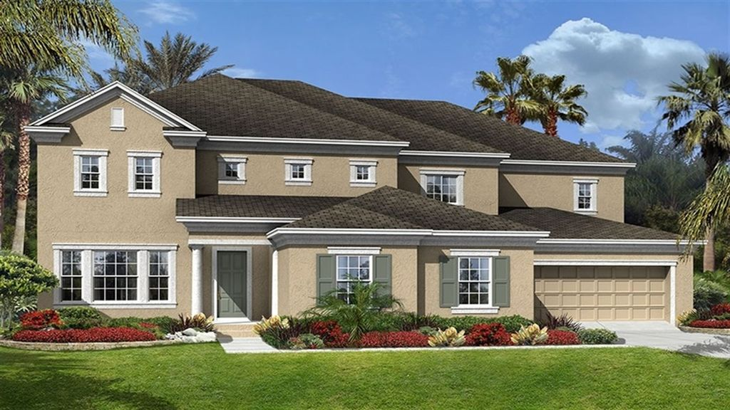 Emerald Pointe At Hickory Hammock Lakefront Homes