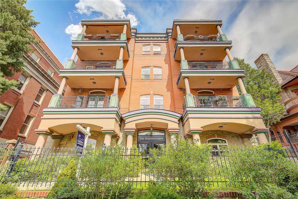 The Bartholomew Residences Condominiums Denver Co Zillow