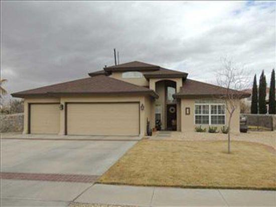 509 Rosinante Rd El Paso Tx 79922 Zillow