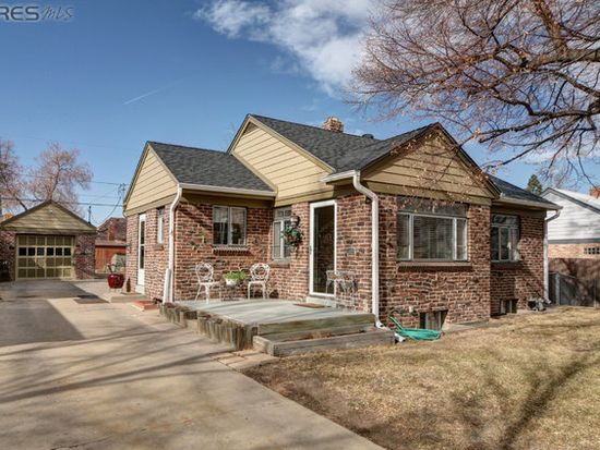 645 S Canosa Ct Denver Co 80219 Zillow