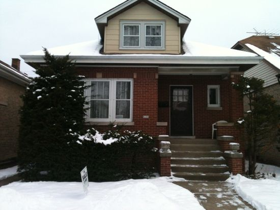 Chicago Bungalow Rehab For Sale In 60634: 6155 W Patterson Ave, Chicago, IL 60634
