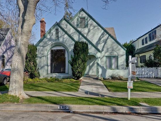 640 S 14th St San Jose Ca 95112 Zillow