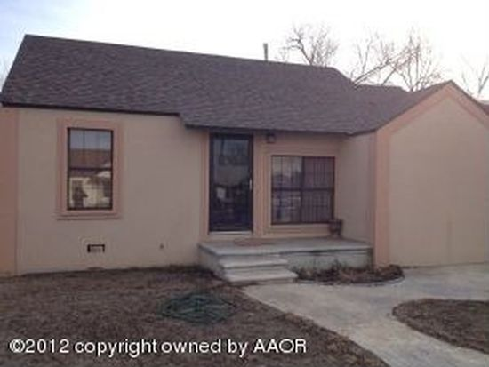 2614 Rule St Amarillo Tx 79107 Zillow