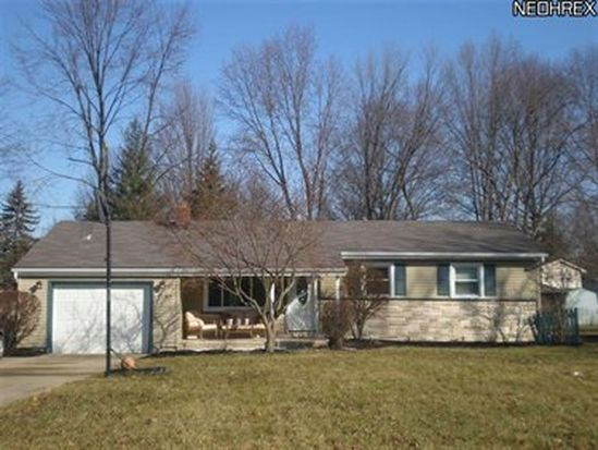 1785 Laurie Dr Youngstown Oh 44511 Zillow